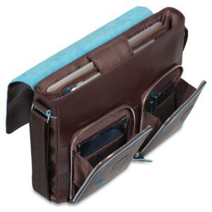 Messenger porta computer con patta e compartimento porta iPad®/iPad®AirCA3337B2