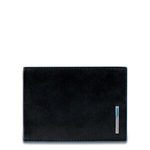 Portafoglio uomo con portamonete Blue Square PU1392B2