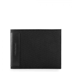 Portafoglio uomo con dodici porta carte di creditoPIQUADRO PU1241S100
