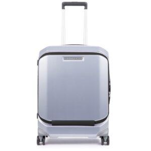 Trolley cabina porta PC rigido con porta iPad®10 PiQ3PIQUADRO BV4736CB