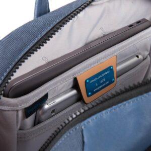 Zainetto porta computer e porta iPad® BladePIQUADRO CA4862BL