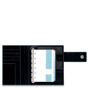 Organizer medio Blue Square PIQUADRO AG1076B2