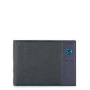 Portafoglio uomo con portamonete PU257P16