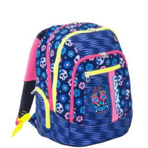 zaino scuola Seven advanced mexi girl BLU, 30 lt