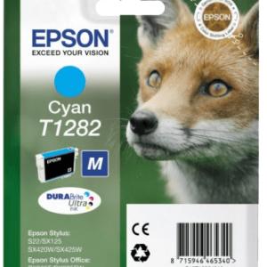 Cartuccia Epson 1282 Ink Cartridge Colore: Cyano Tipo: Originale