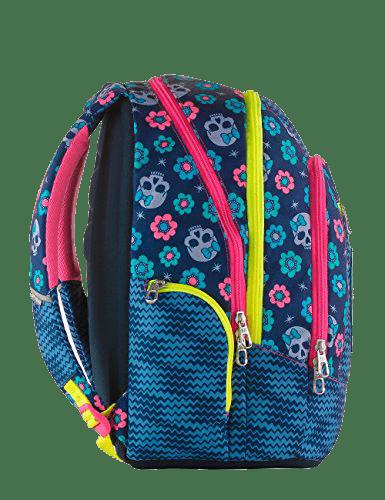 zaino scuola Seven advanced mexi girl BLU, 30 lt