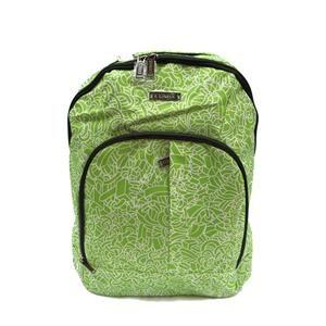 Zaino Comix tre tasche fantasy verde