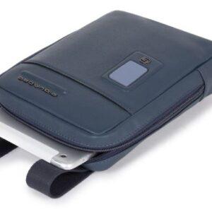 Borsello PIQUADRO Akron porta iPad mini Grigio CA3084AO