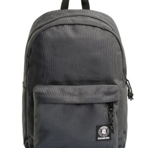 Zaino Carlson Plain § INVICTA BACKPACK STEEL GREY