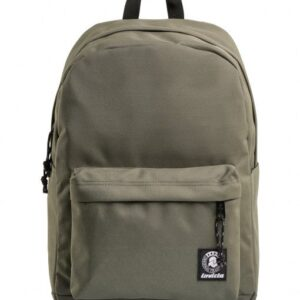 Zaino Carlson Plain § INVICTA BACKPACK DUSTY OLIVE