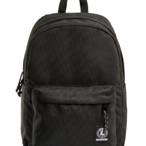 Zaino Carlson Plain § INVICTA BACKPACK JET BLACK