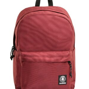 Zaino Carlson Plain § INVICTA BACKPACK RUBY WINE