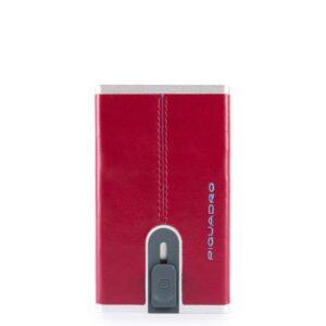 Compact wallet per banconote e carte di credito Blue Square PP4891B2R