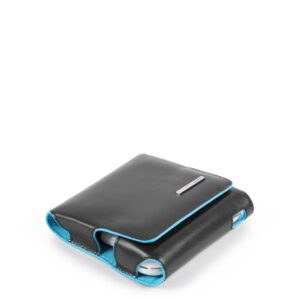 Custodia per porta sigaretta elettronica iQOs Blue Square PP5244B2