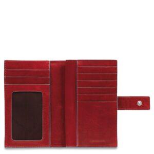 Portafoglio PIQUADRO donna Blue Square PD1353B2R