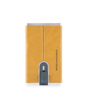 Portacards con sliding system Black Square PIQUADRO PP4825B3R